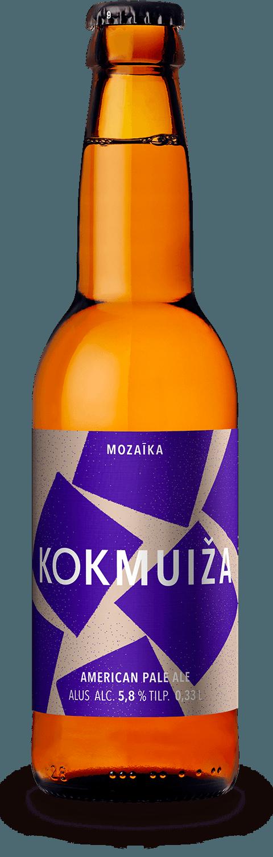 Kokmuižas alus Mozaīka APA