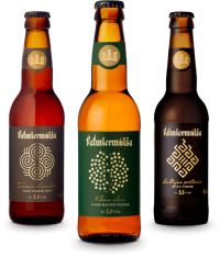 Age-Old Malt Beer