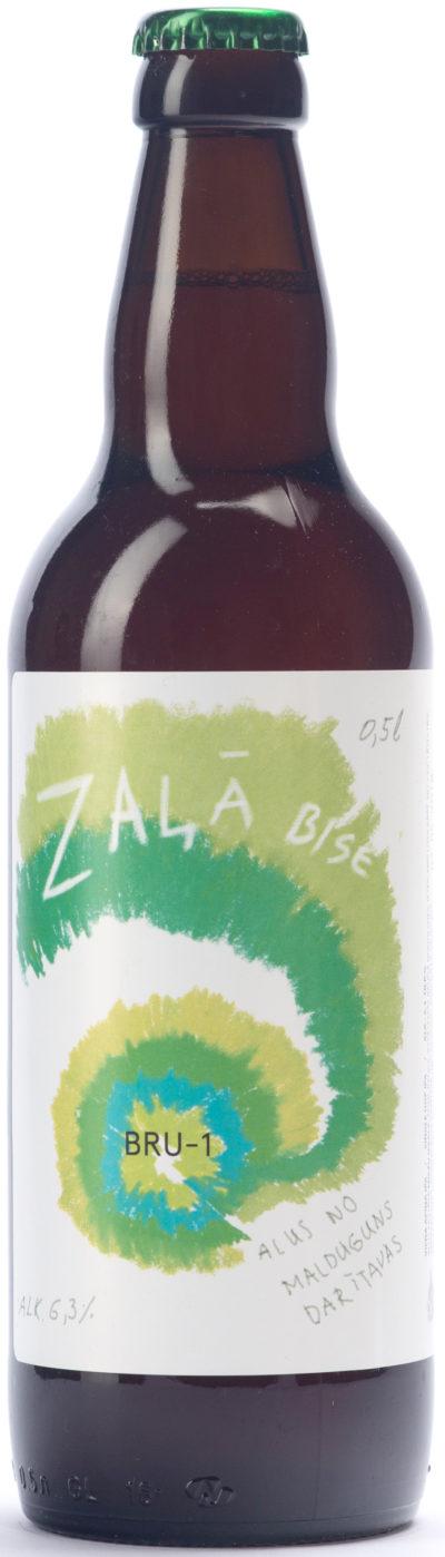 Malduguns alus Zaļā bise