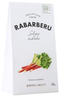 Rabarberu sulīgās sukādes
