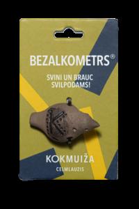 Kokmuiza-bezalkometrs