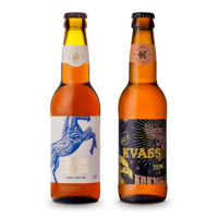 Malt drinks and kvass